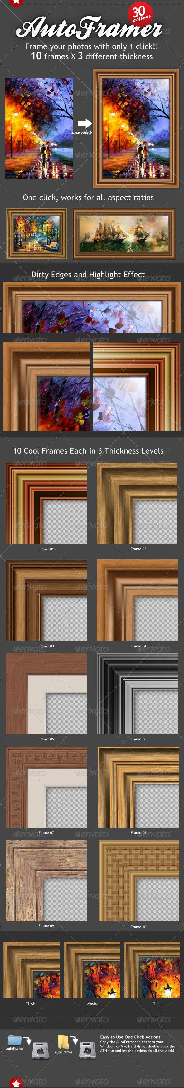 GraphicRiver Auto Framer Actions 1331767