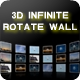 3D INFINITE ROTATE IMAGE/MEDIA GRID/WALL GALLERY - ActiveDen Item for Sale