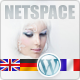 Netspace - Premium Wordpress Theme + Free Skins - ThemeForest Item for Sale