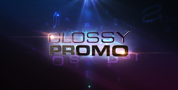 After Effects Project - VideoHive Glossy Promo 159899