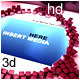 Into The Blue 3D Clean hitech Dynamic Displays - VideoHive Item for Sale