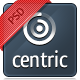 Centric Premium PSD Template - ThemeForest Item for Sale