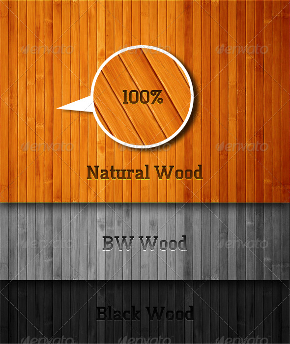 Linear Wood Texture - RETAIL
