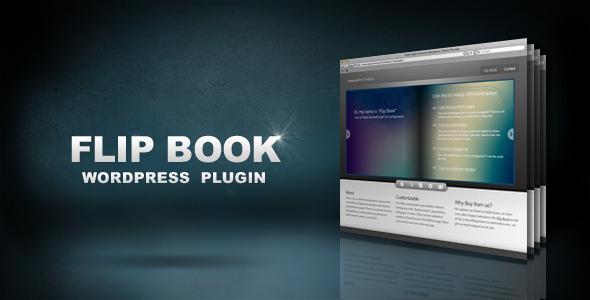 CodeCanyon Flip Book WordPress Plugin 152641