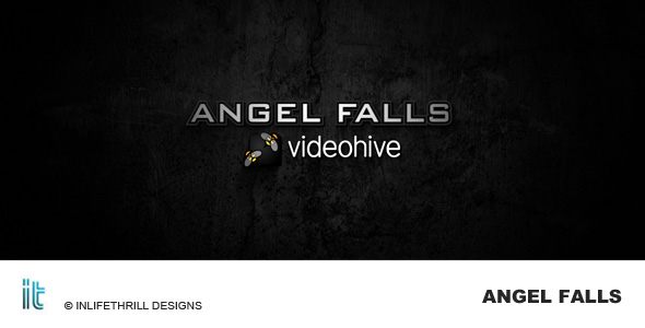 After Effects Project - VideoHive Angel Falls 160696