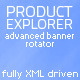 Product Explorer: Banner Rotator - ActiveDen Item for Sale