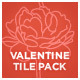 Valentine Tile Pack - GraphicRiver Item for Sale