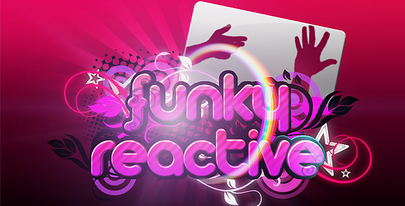 After Effects Project - VideoHive Funky Reactive AE HD project 161205
