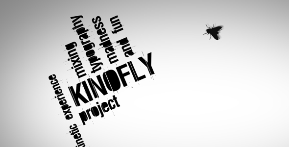 After Effects Project - VideoHive Kinofly 161603