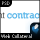 Web Business Collateral - Contract, Proposal - GraphicRiver Item for Sale