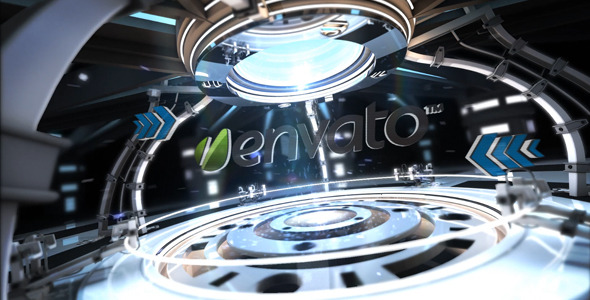 After Effects Project - VideoHive Particle Accelerator 1353194