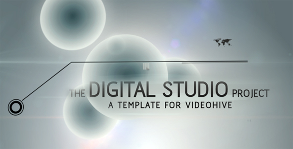 After Effects Project - VideoHive Digital Studio 162049