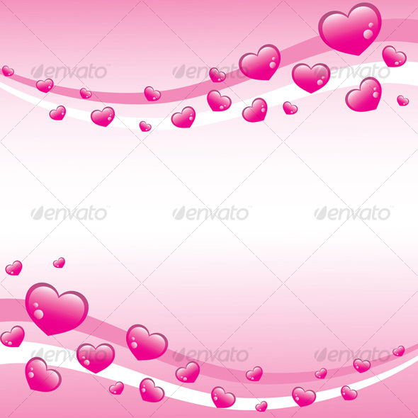 GraphicRiver Valentines background 53944