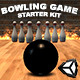Bowling Game Starter Kit - ActiveDen Item for Sale