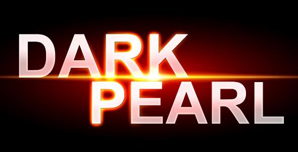 ActiveDen Dark Pearl XML Web Template 1353248