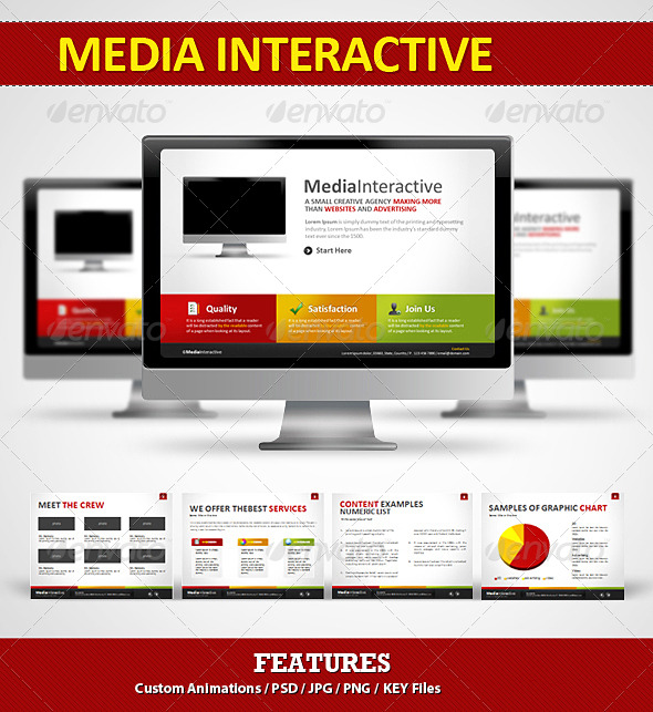 GraphicRiver Media Interactive 163032