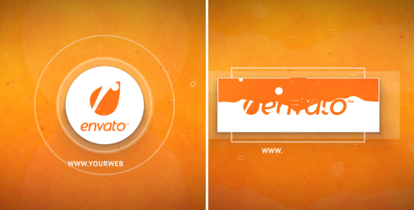 After Effects Project - VideoHive Bright Ident Circle and rectangle 162211