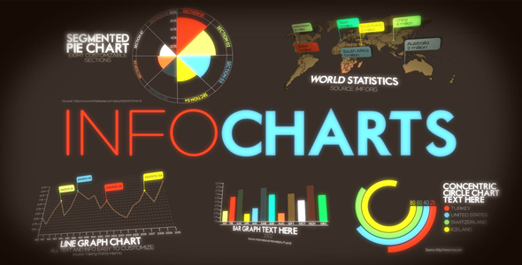 After Effects Project - VideoHive InfoCharts 161571