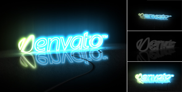 After Effects Project - VideoHive Neon Sign 1366142