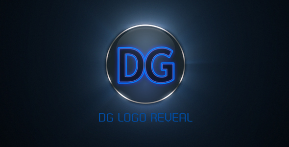 After Effects Project - VideoHive DG Logo reveal Stinger 164126