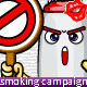 Smoking Campaign Character - GraphicRiver Item for Sale