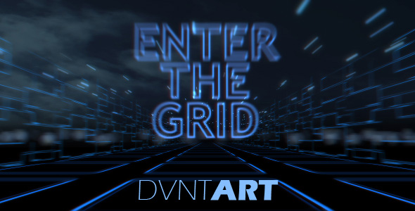 After Effects Project - VideoHive The Grid 164385