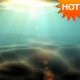 Amazing Full Screen Tropical Underwater Loop - VideoHive Item for Sale