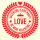 Valentine's Day Creative Vector Stamps - GraphicRiver Item for Sale