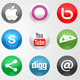 Social Media Buttons v2 - ActiveDen Item for Sale