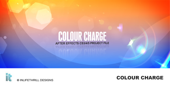 After Effects Project - VideoHive Colour Charge 164805