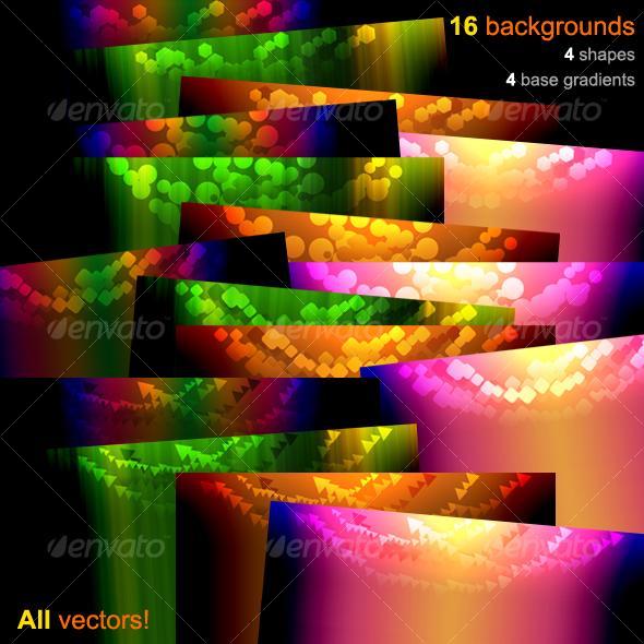 Graphic River big bg Graphics -  Backgrounds  Patterns 55023