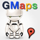 GMaps - XML Driven World Map - ActiveDen Item for Sale
