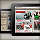 Touch-Store Ecommerce GUI for Tablet Apps & Web - GraphicRiver Item for Sale