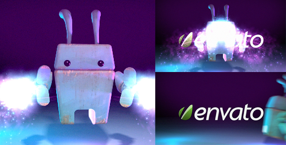 After Effects Project - VideoHive Showbot Intro Logo Animation 165922