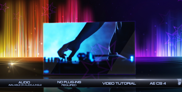 After Effects Project - VideoHive Equivalent 166129