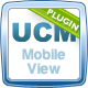UCM Plugin: Mobile Device View - CodeCanyon Item for Sale