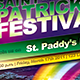 Saint Patrick's Festival - GraphicRiver Item for Sale