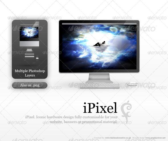 GraphicRiver iPixel 50569