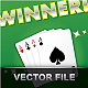 WINNING HAND: Casino Style Card Suite, All Aces! - GraphicRiver Item for Sale