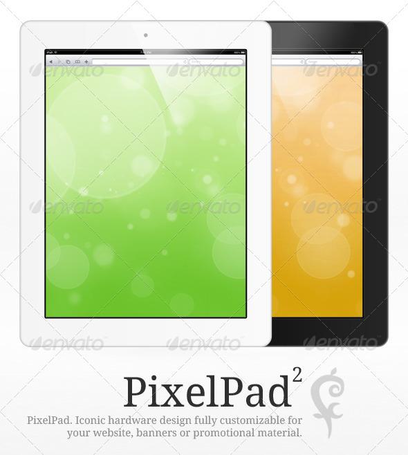 GraphicRiver PixelPad 2 167947