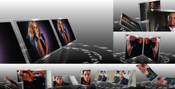 After Effects Project - VideoHive Angle Display 168225