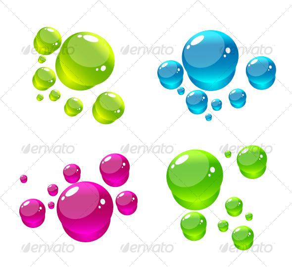 GraphicRiver Water drops 56091