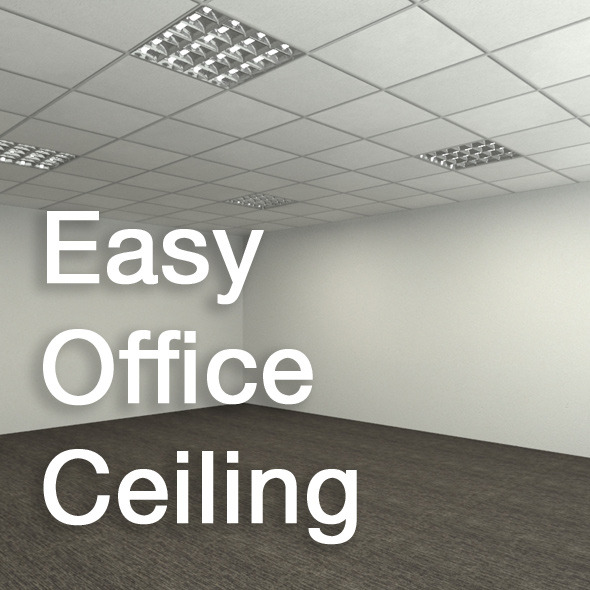 3DOcean Easy Office Ceiling 1409058