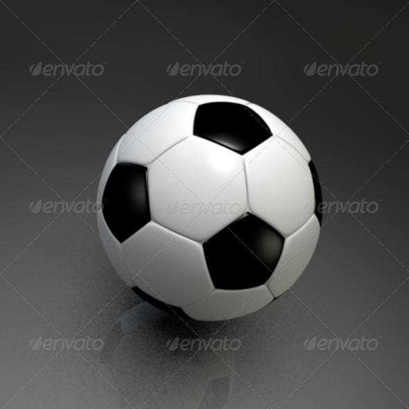 3DOcean 3D Model of Soccer Ball 168777