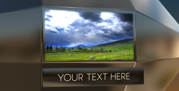 After Effects Project - VideoHive Spinning Video Display 168794