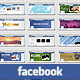 Facebook - Timeline Covers Bundle - GraphicRiver Item for Sale