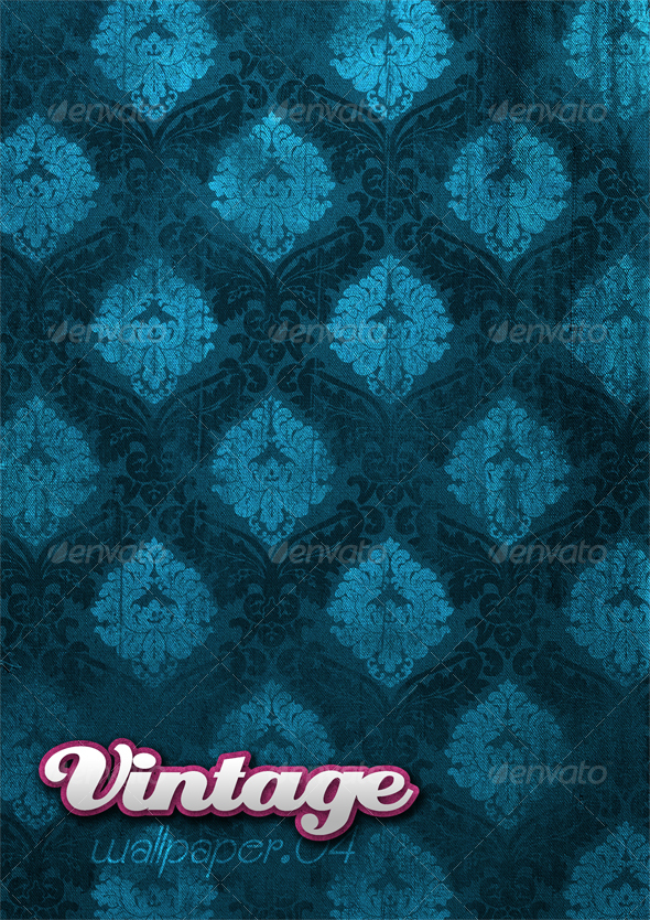 GraphicRiver Vintage Wallpaper 04 56454