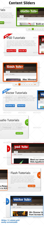 GraphicRiver 2 Premium Sliders 56577