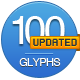 Tiny Glyphs PRO [Updated] - GraphicRiver Item for Sale