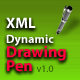 XML Dynamic Drawing Pen AS2 v1.0 - ActiveDen Item for Sale